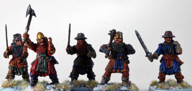 Frostgrave Thugs 1