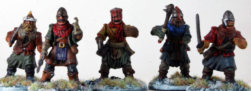 Frostgrave Thugs 2