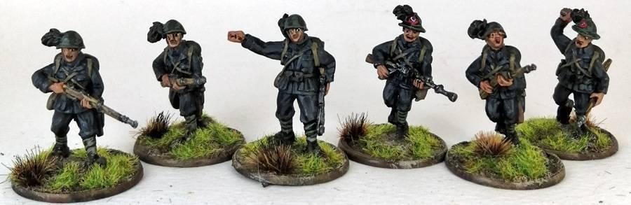 Italian Infantry 2