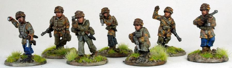 Italian Paras 2