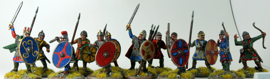 Late Roman Mixed Infantry