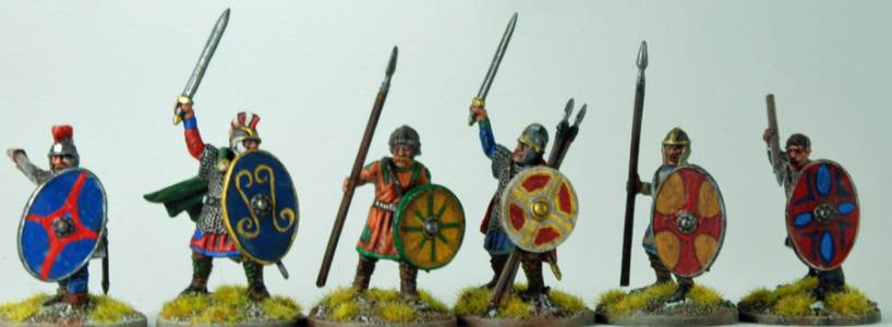 Late Roman Mixed Infantry 2