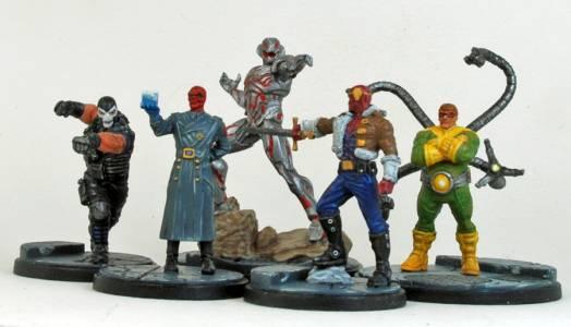 Marvel Group 1