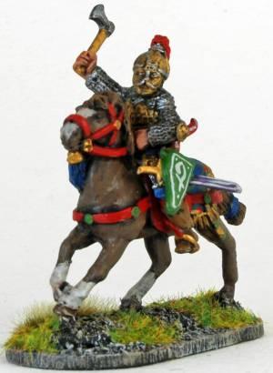 Moor Warlord Axe