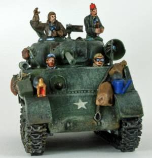 Oddball\'s Sherman 1