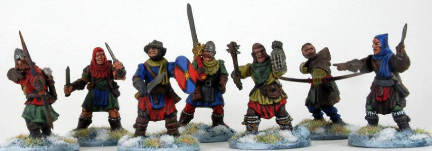 Paul\'s Frostgrave Warband 1