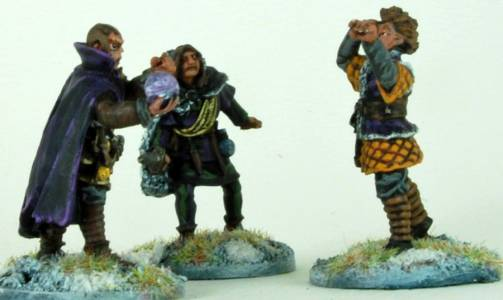 Paul\'s Warband Characters 3