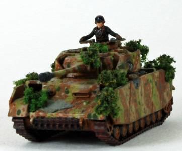 Plastic Panzer IV H F