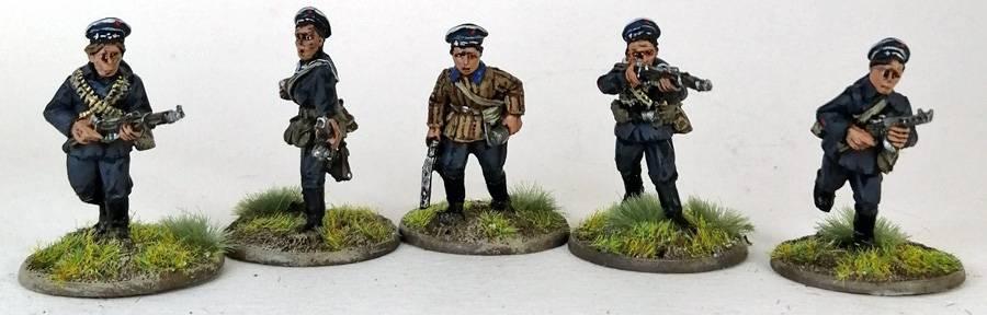 Russian Sailors 2