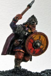 Warlord Games Harald Steptoeson