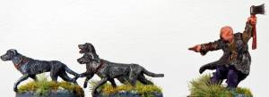 Warlord Games Hound Master With Hounds 1
