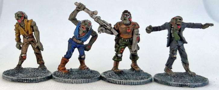 Zombie War 24